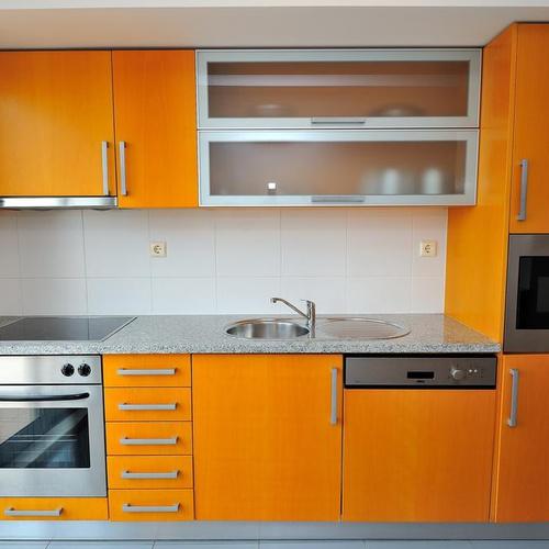 Cocina Apartamentos Oceano Atlântico