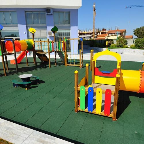 Juegos infantiles Apartamentos Oceano Atlântico